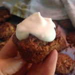Mother's Day Gluten Free Carrot Muffins