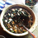 French Lentil Stew Made in Provence