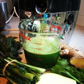 Green Alkalising Juice