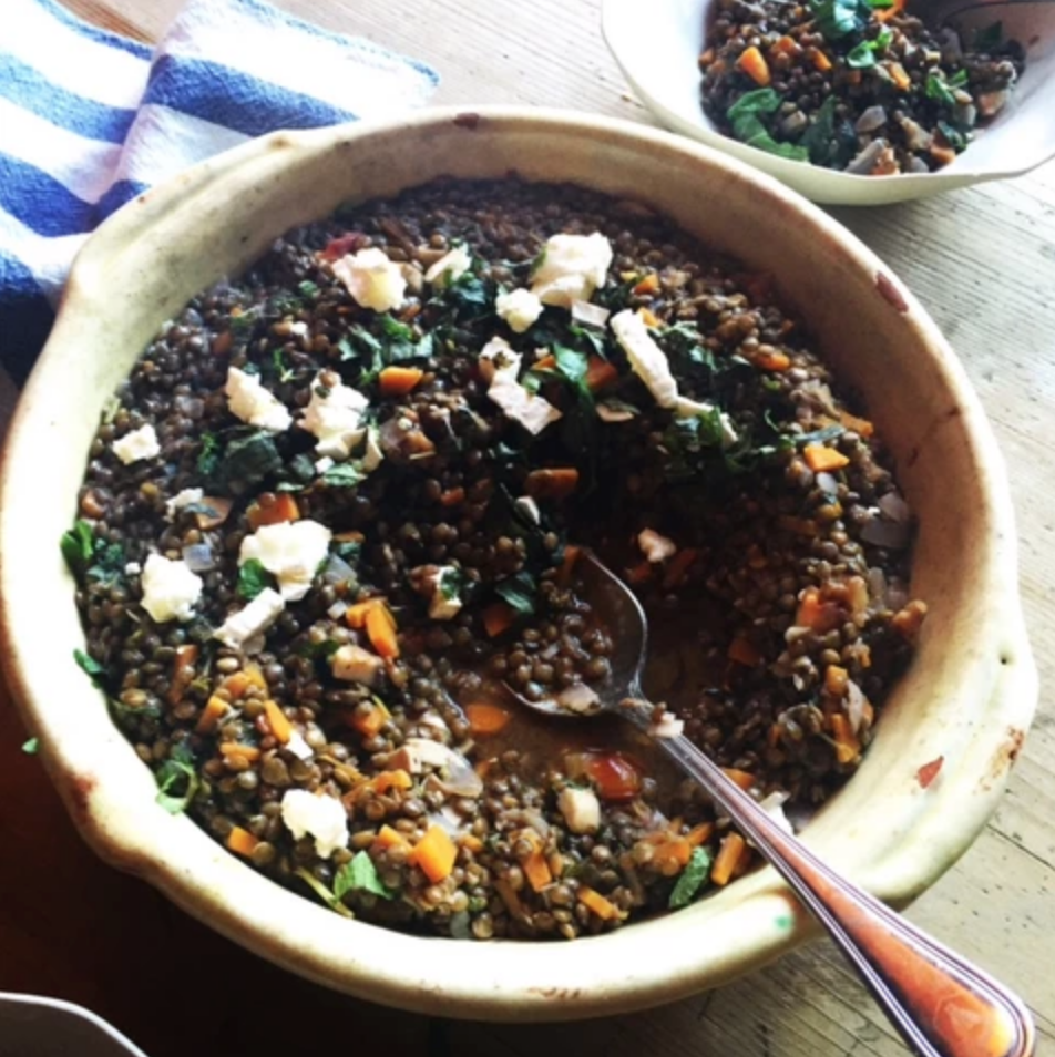 French Lentil Stew – Made in Provence