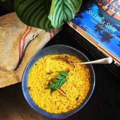 Delicious Sri Lankan Dahl